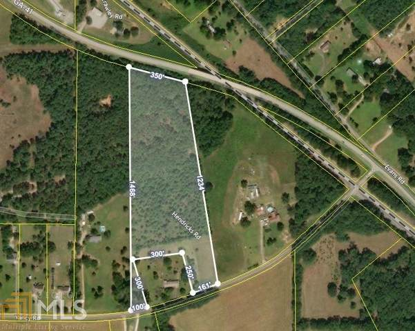 0 Yancy Rd, Milner, GA 30257 (MLS #8705482) :: Tommy Allen Real Estate