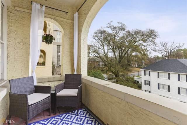 2855 N Peachtree Rd #215, Atlanta, GA 30305 (MLS #8705529) :: Buffington Real Estate Group