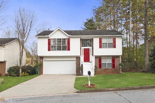 498 Barclay Ct, Stone Mountain, GA 30083 (MLS #8705533) :: RE/MAX Eagle Creek Realty