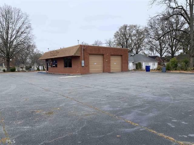 526 West Solomon St, Griffin, GA 30223 (MLS #8705724) :: Tommy Allen Real Estate