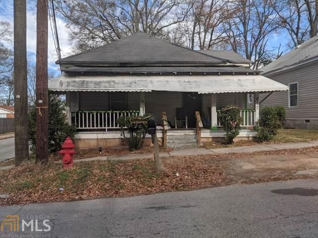 217 W Cherry St, Griffin, GA 30223 (MLS #8705806) :: Tommy Allen Real Estate