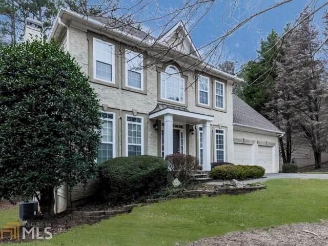 705 Tall Oaks Dr, Canton, GA 30114 (MLS #8706248) :: RE/MAX Eagle Creek Realty