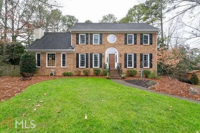 5499 Portal Pl, Peachtree Corners, GA 30092 (MLS #8706303) :: Scott Fine Homes