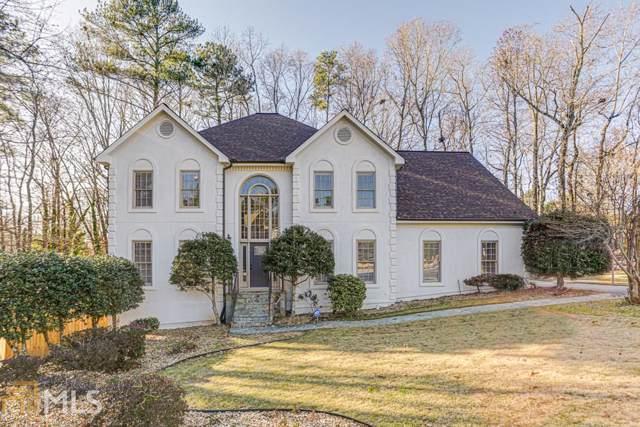 3810 Spalding Bluff Dr, Peachtree Corners, GA 30092 (MLS #8706422) :: Scott Fine Homes
