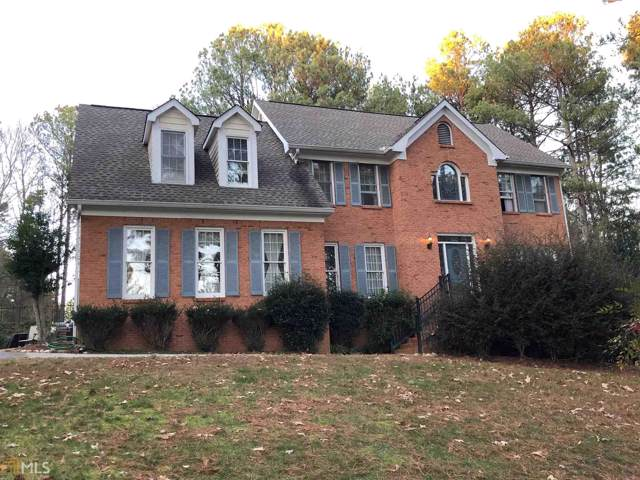 135 Breckenridge Way, Fayetteville, GA 30214 (MLS #8706498) :: Tim Stout and Associates
