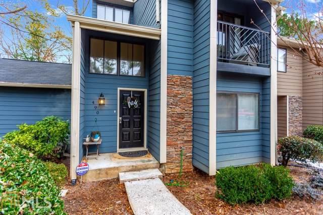 490 Sutters Point, Sandy Springs, GA 30328 (MLS #8706516) :: Scott Fine Homes