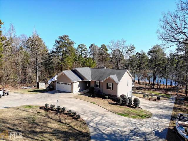 96 Knox Cir, Lavonia, GA 30553 (MLS #8706581) :: Rettro Group