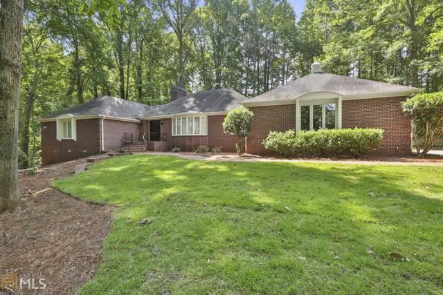 455 Birkdale Drive #34, Fayetteville, GA 30215 (MLS #8706595) :: Tim Stout and Associates