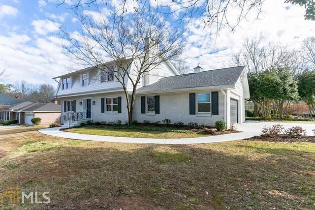 5151 Happy Hollow Road, Dunwoody, GA 30360 (MLS #8706778) :: Scott Fine Homes