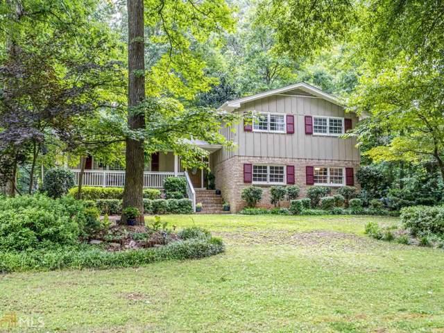 4591 Sudbury, Dunwoody, GA 30360 (MLS #8706805) :: Scott Fine Homes