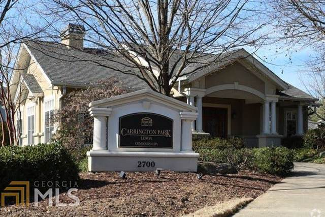 2700 Pine Tree Rd Ne #1313, Atlanta, GA 30324 (MLS #8706807) :: Team Cozart