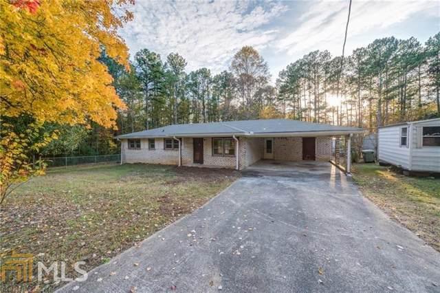 160 Cross Creek Pkwy, Dallas, GA 30157 (MLS #8706827) :: Athens Georgia Homes