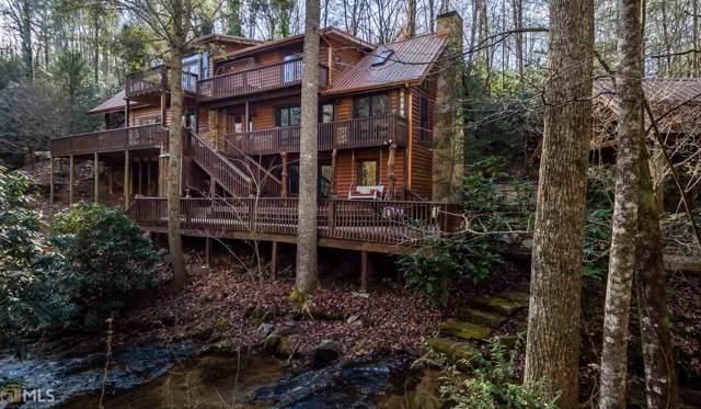 105 Timberlake Road, Blue Ridge, GA 30513 (MLS #8706851) :: The Heyl Group at Keller Williams