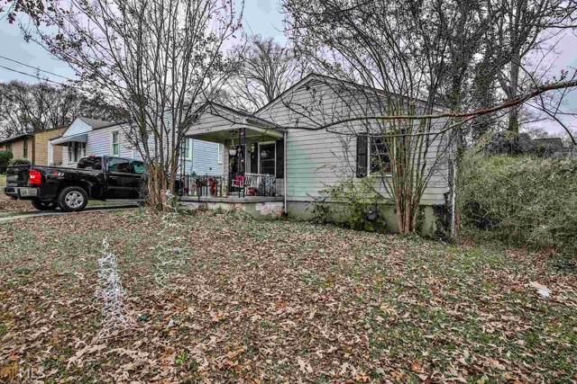385 Enota Place Sw, Atlanta, GA 30310 (MLS #8706919) :: Buffington Real Estate Group