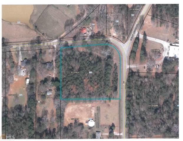 378 Bucksnort Road, Griffin, GA 30223 (MLS #8706991) :: Tommy Allen Real Estate