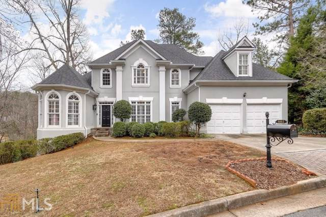 3882 W Nancy Creek Ct, Brookhaven, GA 30319 (MLS #8707061) :: Scott Fine Homes