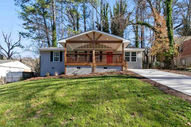2243 SE Baywood Drive #9, Atlanta, GA 30315 (MLS #8707116) :: Tommy Allen Real Estate