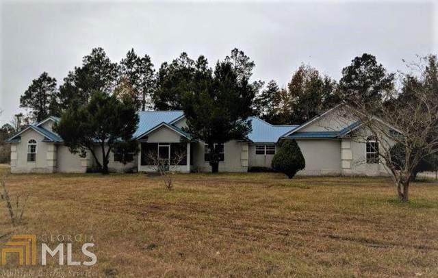 6342 Dover Bluff Rd, Waverly, GA 31565 (MLS #8707123) :: The Realty Queen Team