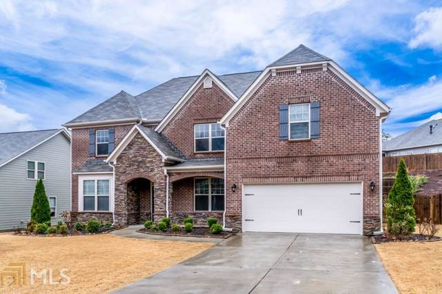 4002 Creekshire Trail, Canton, GA 30115 (MLS #8707150) :: Buffington Real Estate Group