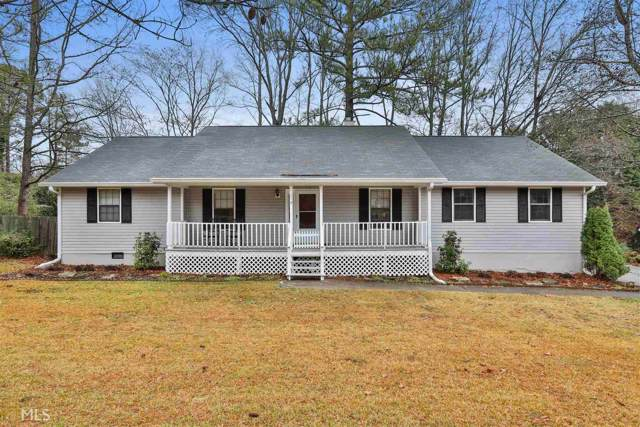 119 Pine Grove Cir, Newnan, GA 30263 (MLS #8707204) :: Tim Stout and Associates