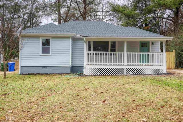 2143 Jernigan, Atlanta, GA 30315 (MLS #8707258) :: Tim Stout and Associates