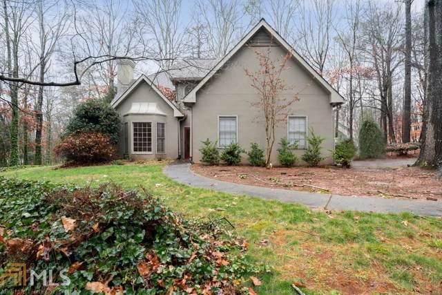 181 W Lake Drive, Roswell, GA 30075 (MLS #8707282) :: Scott Fine Homes