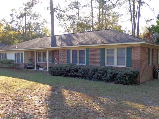 107 Pine Cir, Sylvania, GA 30467 (MLS #8707344) :: Athens Georgia Homes