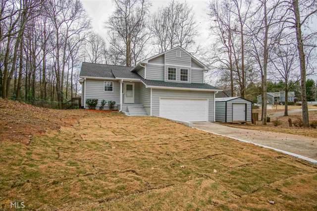 134 Ashwood Way, Winder, GA 30680 (MLS #8707352) :: Buffington Real Estate Group