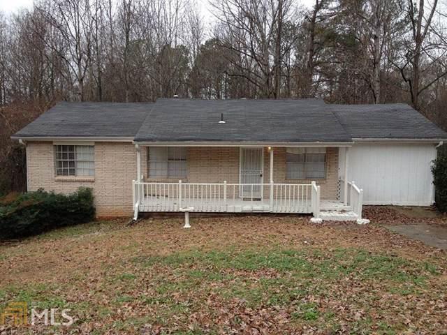 6689 Cambridge, Rex, GA 30273 (MLS #8707355) :: Buffington Real Estate Group