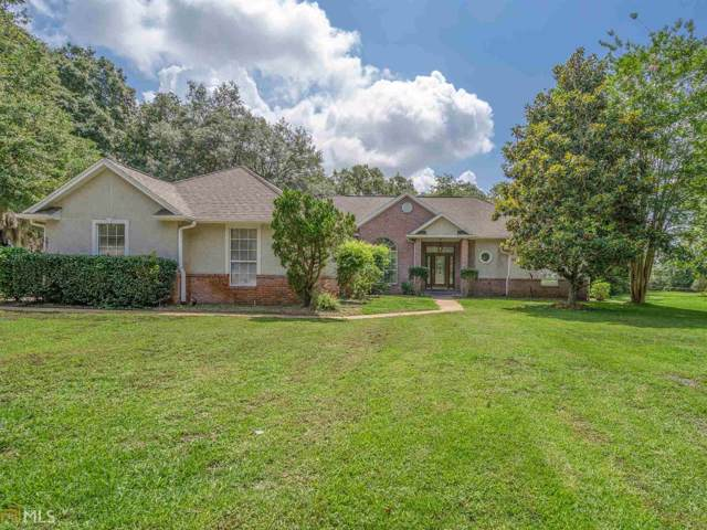 391 Sadler Cove Dr, Woodbine, GA 31569 (MLS #8707428) :: Military Realty