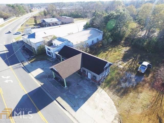 215 E Main St, Swainsboro, GA 30401 (MLS #8707601) :: Team Cozart