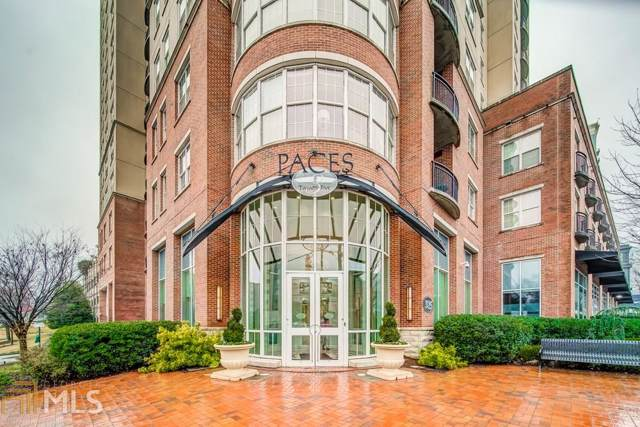 325 E Paces Ferry Road #511, Atlanta, GA 30305 (MLS #8707714) :: AF Realty Group