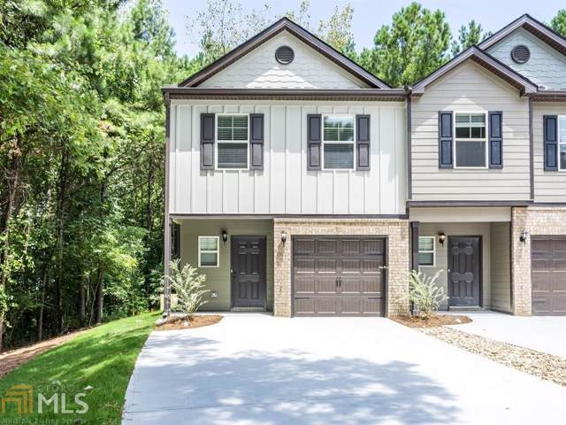 6050 Oak Bend Ct #20, Riverdale, GA 30296 (MLS #8707765) :: Military Realty