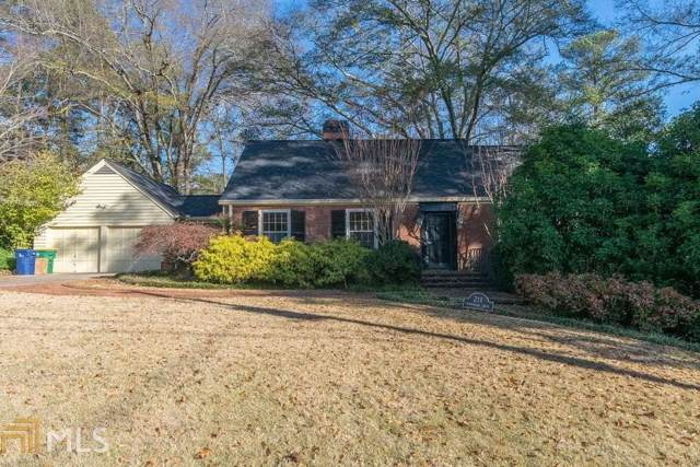 211 Mcwhorter Dr, Athens, GA 30606 (MLS #8708007) :: Military Realty