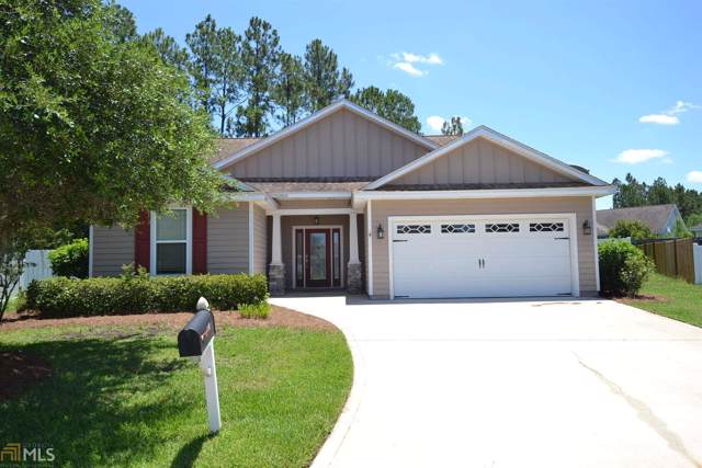 114 Paradise Ct, Kingsland, GA 31548 (MLS #8708038) :: Military Realty