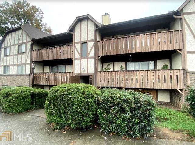 507 Camelot Dr, College Park, GA 30349 (MLS #8708321) :: Athens Georgia Homes