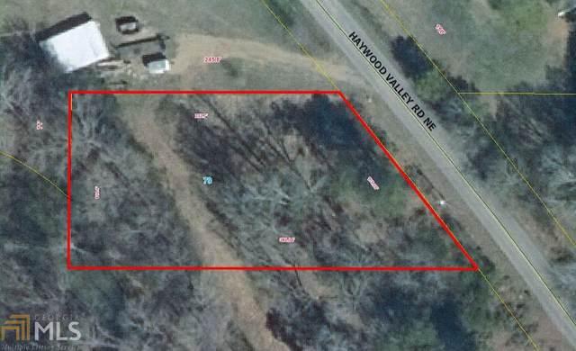 0 Haywood Valley Rd, Armuchee, GA 30105 (MLS #8708385) :: Rettro Group