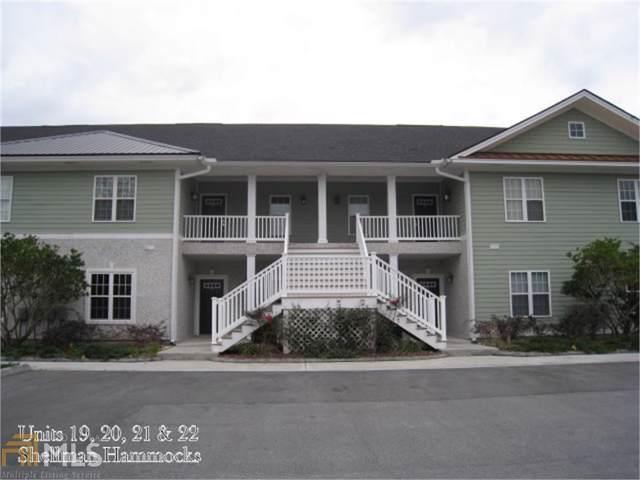 7272 Shellman Bluff Rd #20, Townsend, GA 31331 (MLS #8708899) :: Team Cozart