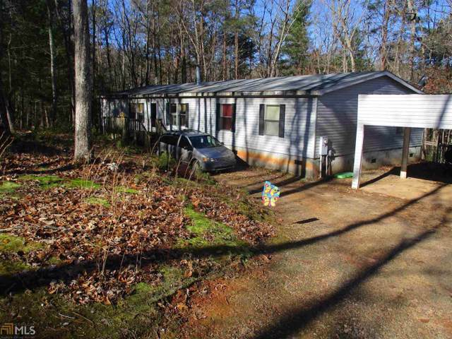 606 Ridge Rd, Dawsonville, GA 30534 (MLS #8709053) :: Military Realty