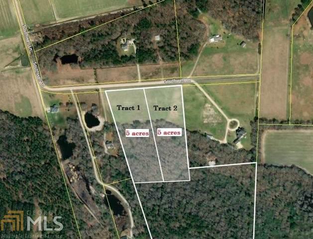0 Southwell Ln #1, Brooklet, GA 30415 (MLS #8709305) :: RE/MAX Eagle Creek Realty