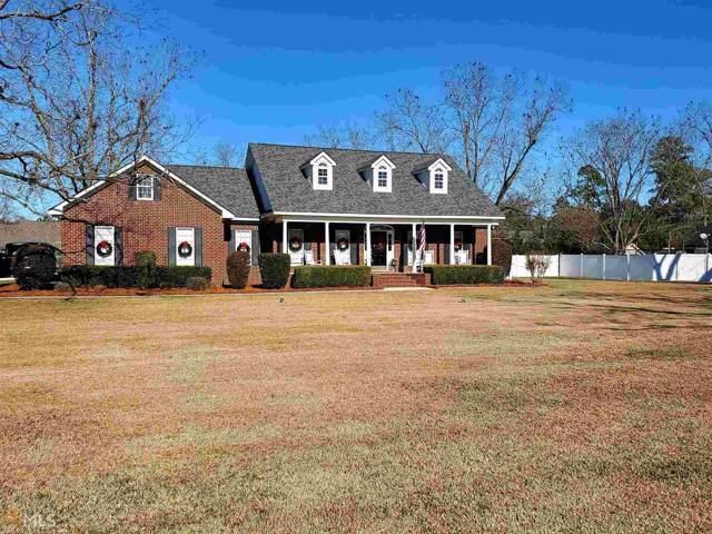 800 West Lee St, Brooklet, GA 30415 (MLS #8709652) :: RE/MAX Eagle Creek Realty