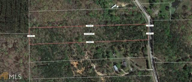 0 Mills Rd Fourth District, Franklin, GA 30217 (MLS #8710332) :: Rettro Group