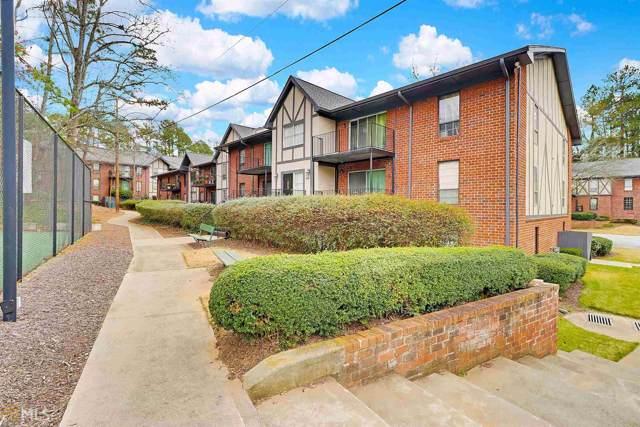 6851 NE Roswell Rd J19, Sandy Springs, GA 30328 (MLS #8710466) :: Athens Georgia Homes