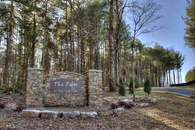 Lot 9 The Ridge #9, Ellijay, GA 30540 (MLS #8710620) :: Bonds Realty Group Keller Williams Realty - Atlanta Partners