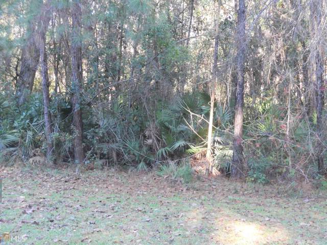 0 Sunrise Dr Lot 180, Woodbine, GA 31569 (MLS #8711500) :: Military Realty