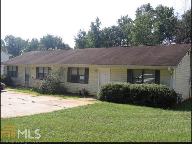 1856 High Falls Rd, Griffin, GA 30223 (MLS #8711742) :: Bonds Realty Group Keller Williams Realty - Atlanta Partners