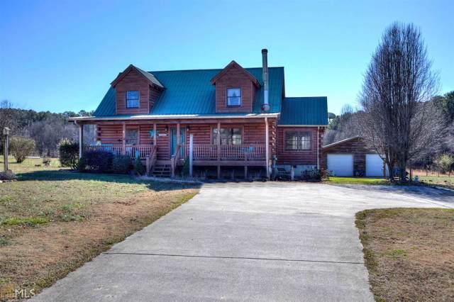 268 Jimmie Nelson Rd, Kingston, GA 30145 (MLS #8712259) :: Athens Georgia Homes