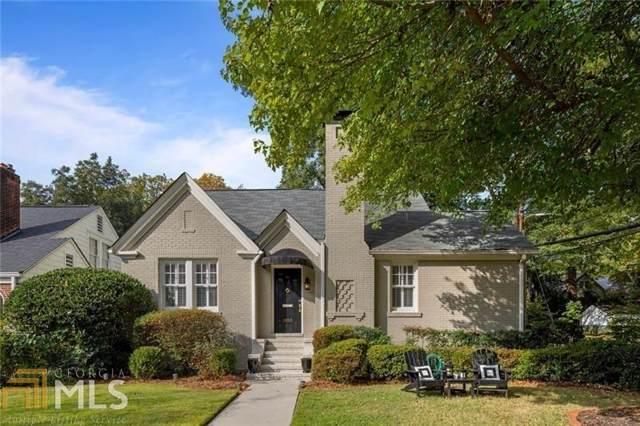 1066 N Virginia Ave, Atlanta, GA 30306 (MLS #8712350) :: Athens Georgia Homes