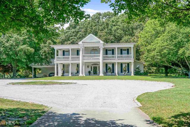 5451 W Mcintosh Rd, Griffin, GA 30223 (MLS #8712388) :: Bonds Realty Group Keller Williams Realty - Atlanta Partners