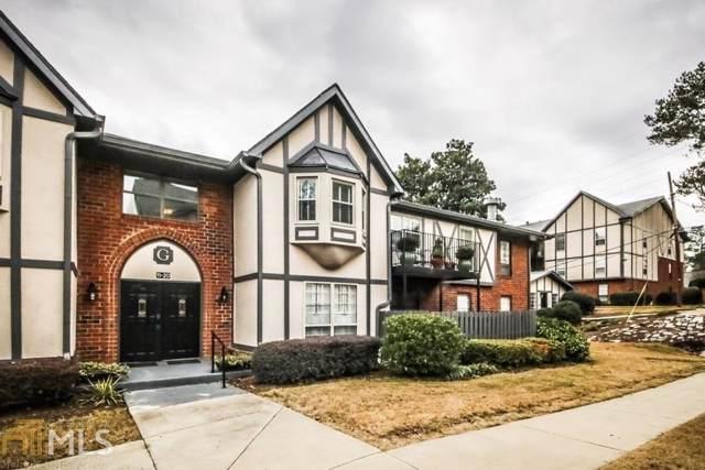6851 Roswell Rd G-14, Sandy Springs, GA 30328 (MLS #8712561) :: Athens Georgia Homes
